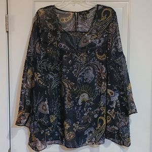 3x gorgeous top by style & co